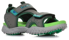 Liberty Green Sandals For Boys