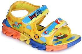 Liberty Yellow Girls Sandals