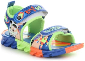 Liberty Blue Sandals For Infants