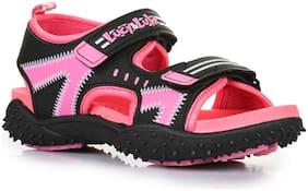Liberty Purple Boys Sandals