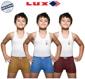 Lux Bloomer For Boys - Multi , Set of 1