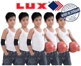 Lux Vest For Baby boy - White , 5