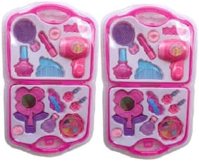 Mahvi Toys Combo Pack of Pretty Beauty Set for Girls ( 2 Set)