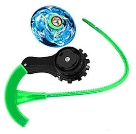 Mahvi Toys Strong Battle King of Tops Beyblade 5D Spinning Top for Kids (Color May Vary)