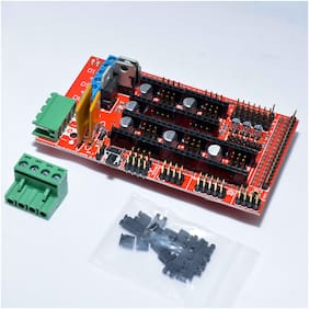 MAKER AND HACKER Imported 3D Printer Controller Board RAMPS 1.4 for Arduino