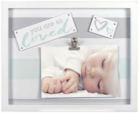 Malden 4x6 Clip You are Loved Baby Frame