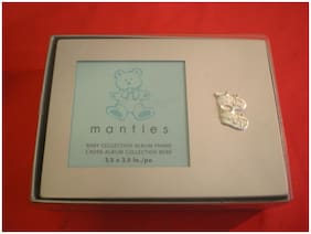 MANTLES BABY COLLECTION ALBUM FRAME NEW