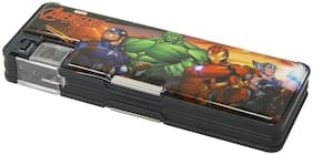 Marvel AVENGERS Art Plastic Pencil Box