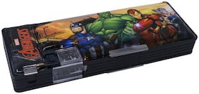 Marvel AVENGERS Art Plastic Pencil Box