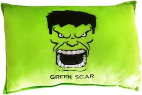 Marvel Avengers Infinity War Hulk Pillow Cushion 50 Cms. Soft Toy Plush Stuffed Toys For Kids