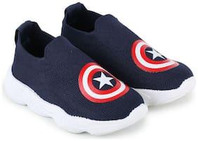MARVEL Navy Blue Boys Sport shoes