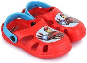 MARVEL Red Boys Sandals
