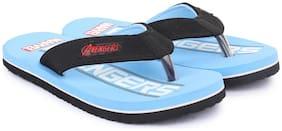 Marvel Kids Boys Blue Flip-Flop