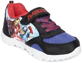 MARVEL Black Boys Sport shoes