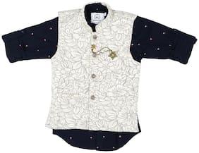 Beige Ethnic Jacket