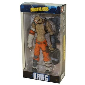 McFarlane Toys Action Figure - Borderlands S3 - KRIEG (7 inch) - New