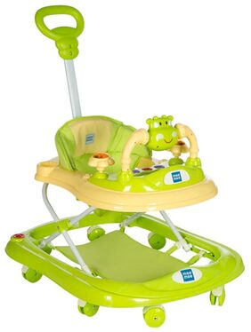Mee Mee Green Baby Walker