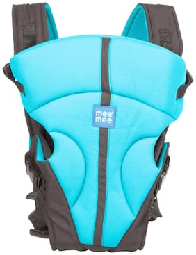 Mee Mee Lightweight Breathable Baby Carrier (Green)