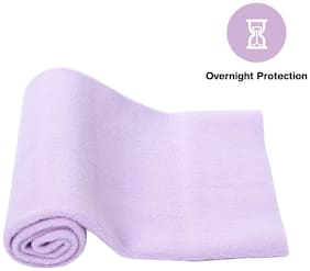 Mee Mee's Total Dry & Breathable Mattress Protector Mat (Purple)