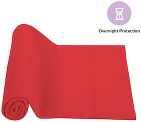 Mee Mee's Total Dry & Breathable Mattress Protector Mat (Red)