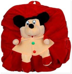 meghanshi soft micky mouse school bag
