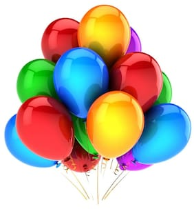 Buy Balloons For Kids Party Online At Best Price
