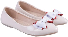METRO Pink Ballerinas For Girls