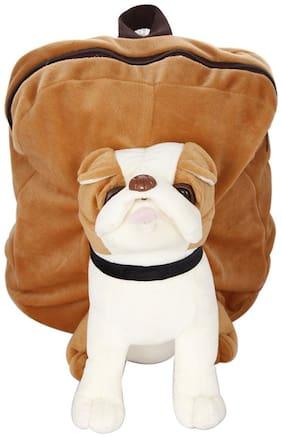 MGP Creation Bown color Pug Dog Bag