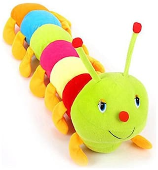 MGP Creation Colorful Caterpillar Soft Toy-55 cm