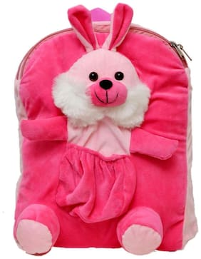 MGP Premium Rabbit Multi Pocket Nursery Play Kids School Bag
