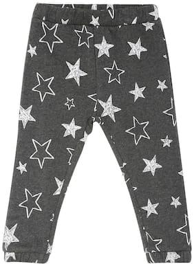 Mini Klub Boy Cotton Track pants - Grey