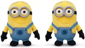 Minion Stuffed Toy For Kids Pack oF 2