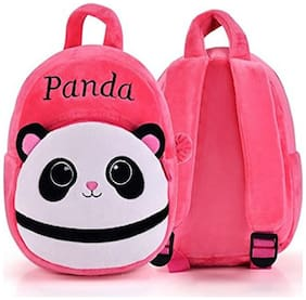 Minitrees cute & Lovely Best Quality School Bag For Kids - Age 2 to 5 (Pink BestPanda)