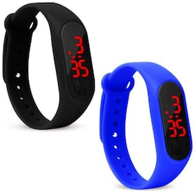 miss perfect Digital led Watch