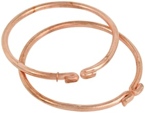 MissMister Copper Cuff kada Bangle Nazariya wrist lucky charm jewelleryfor new born baby child jewellery