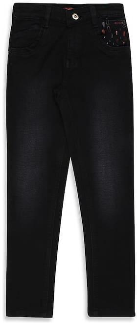 Monte Carlo Boy's Regular fit Jeans - Black