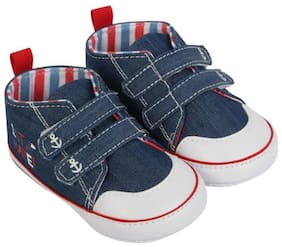 Blue Casual Shoes For Girls