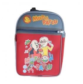 Indo Motu Patlu School Bag - Boy- Upto 8 Years (Snd0002Sty)