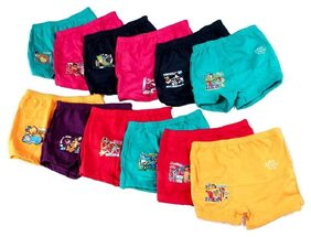 MRB Girl Panty & Bloomer - Multi