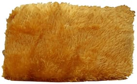 Multi Color Fur Cushion