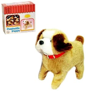 MultiBag Battery Operated Walking Jumping Puppy