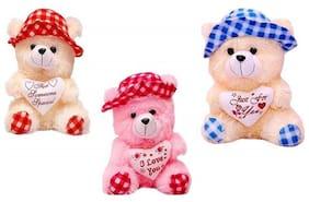 ZYUMA Multi Teddy Bear - 40 cm , 1