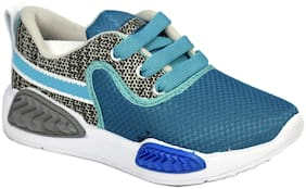 SIM STYLE Blue Boys & Unisex Kids Sport shoes