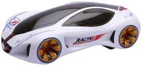 Multicolor Racing Car with 3D lights and Sound