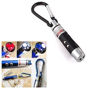 Multipurpose  3 in 1 Laser Light ( Assorted Color )