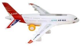 Musical Airbus A380 Aeroplane Kids Toy