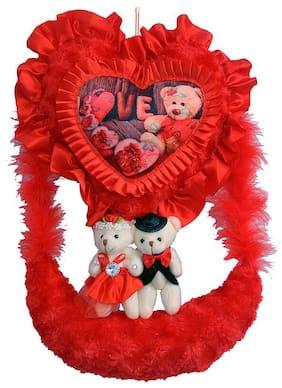 SSVT Multi Teddy Bear - 34 cm