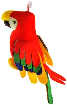 Musical Parrot With Tail