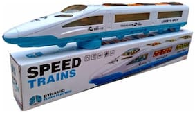 musical Speed Train for kids (multicolor)