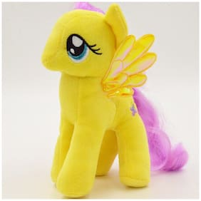 "My Little Pony - Flutter Shy Sea - 11"" Pony Plush Flutter Shy (Yellow)"